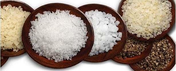 Iodine and Sea Salt