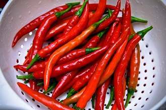 Fight Goiters With Cayenne Pepper