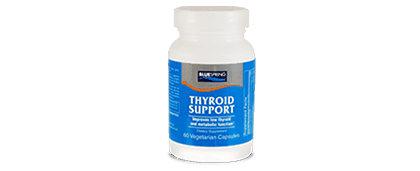 Blue Spring Thyroid Support Review