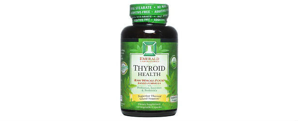 Emerald Labs Thyroid Health Review
