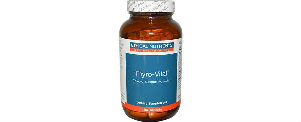 Ethical Nutrients Thyro-Vital Review