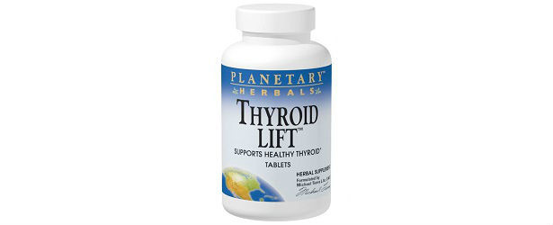 Planetary Herbals Thyroid Lift Review