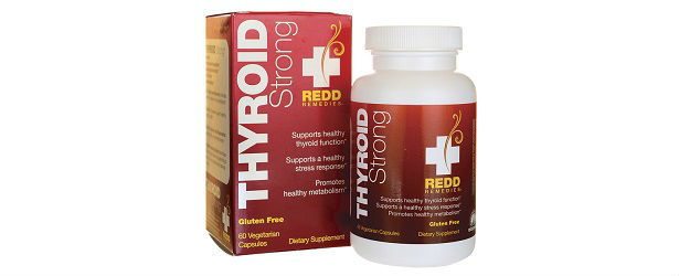 Redd Remedies Thyroid Strong Review