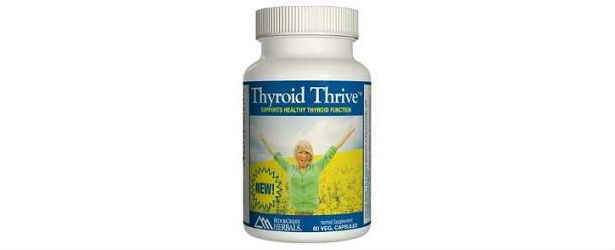 RidgeCrest Herbals Thyroid Thrive Review 615