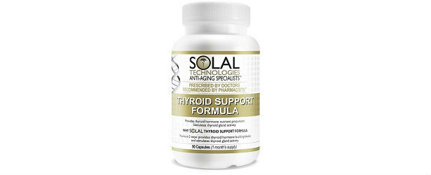SOLAL Thyroid Support Formula Review