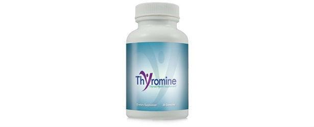 Ultra Herbals Thyromine Review