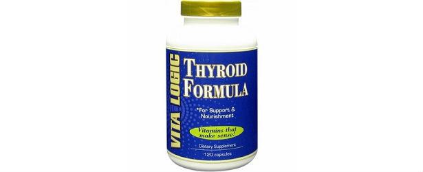 Vita Logic Thyroid Formula Review 615