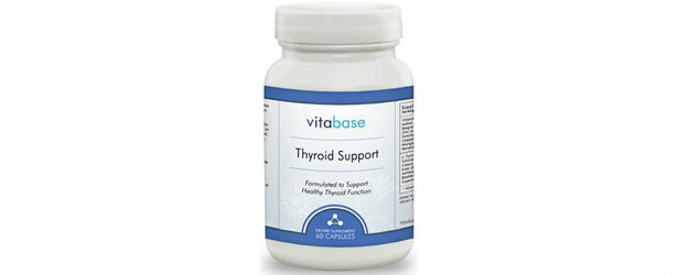 Vitabase Thyroid Support Review
