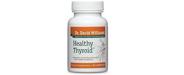 Dr. David Wiliams Healthy Thyroid Review