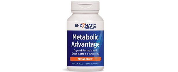 Enzymatic Therapy Metabolic Advantage Thyroid Formula Review