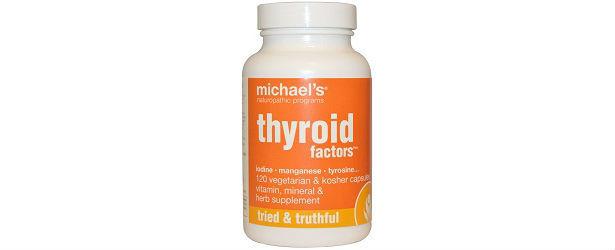 Michael's Thyroid Factors Review615