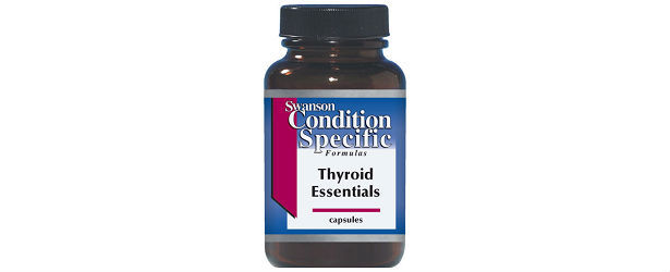 Swanson Condition Specific Formulas Thyroid Essentials Review