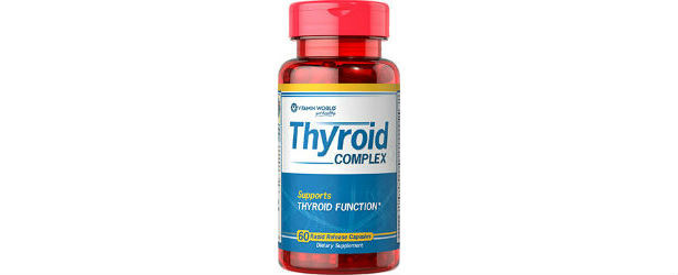 Vitamin World Thyroid Complex Review